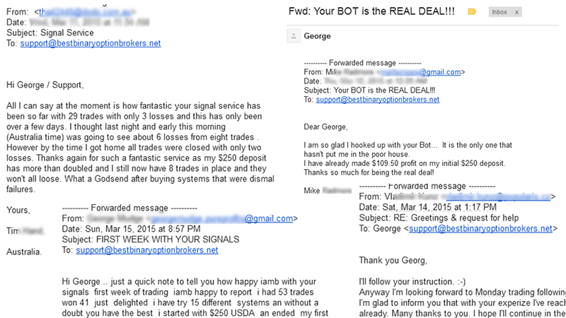 Emails | BestBinaryOptionsBrokers