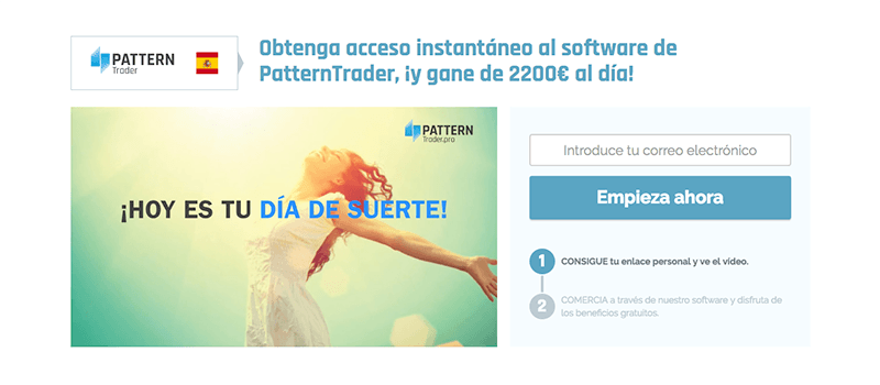 Pattern Trader - ESTAFA