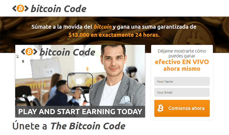 software de trading BitCoin Code