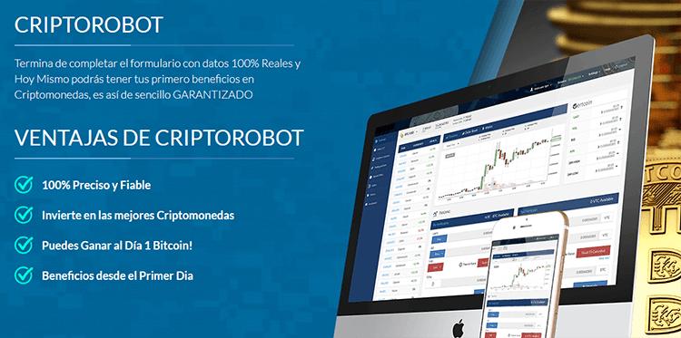 detalle de las ventajas que nos ofrece el software de trading en criptomonedas