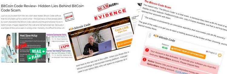El código de Bitcoin es un fraude