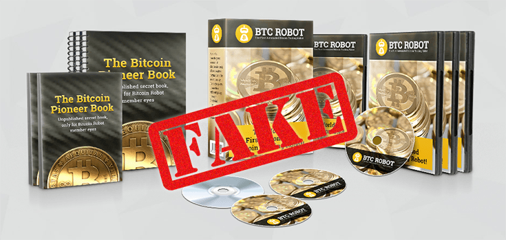 el software BTC Robot 2.0 es un fraude