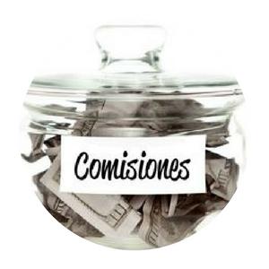 comisiones varias