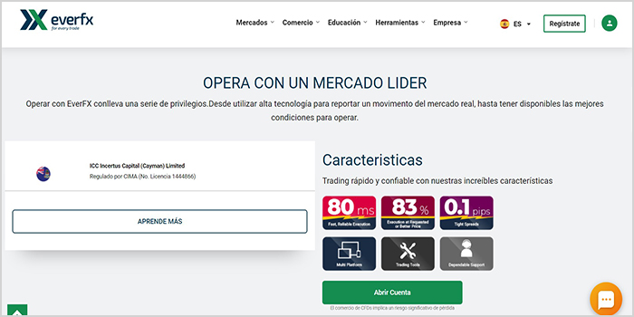 broker disponible en españa