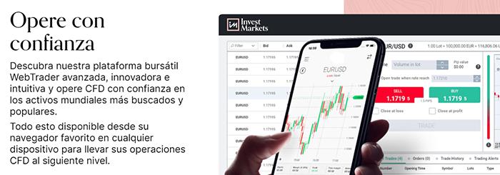 seguridad y confianza en investmarkets.com